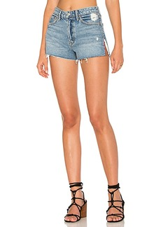 GRLFRND Cindy High-Rise Shorts