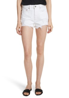 GRLFRND Cindy Rigid High Waist Denim Shorts (Granada)