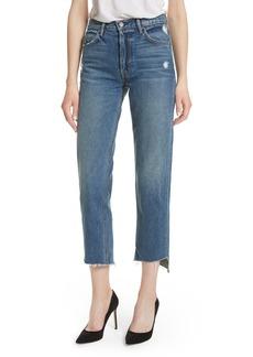 GRLFRND Helena Rigid High Waist Straight Jeans (Close To You)