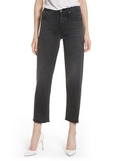 GRLFRND Helena Rigid High Waist Straight Jeans (Proud Mary)