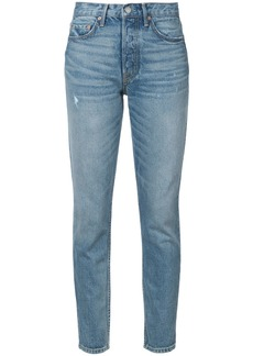 GRLFRND high-rise skinny jeans