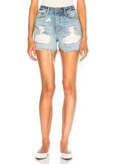 GRLFRND Jourdan Low Rise Tomboy Short