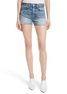 GRLFRND Mardee Denim Shorts (Twisted)
