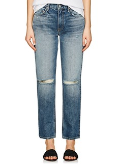 GRLFRND Women's Jane Straight Jeans