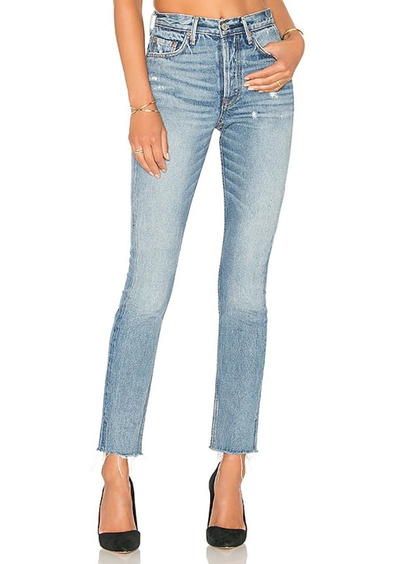 GRLFRND x REVOLVE Karolina High-Rise Skinny Jean