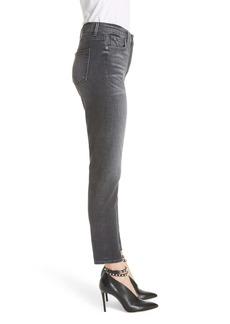 GRLFRND Kiara Ankle Boyfriend Jeans