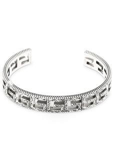 Gucci 10mm G Logo Cuff Bracelet