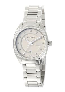 Gucci 29mm Bracelet Watch w/ Signature G