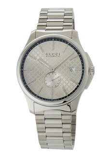Gucci 40mm G-Timeless Bracelet Watch
