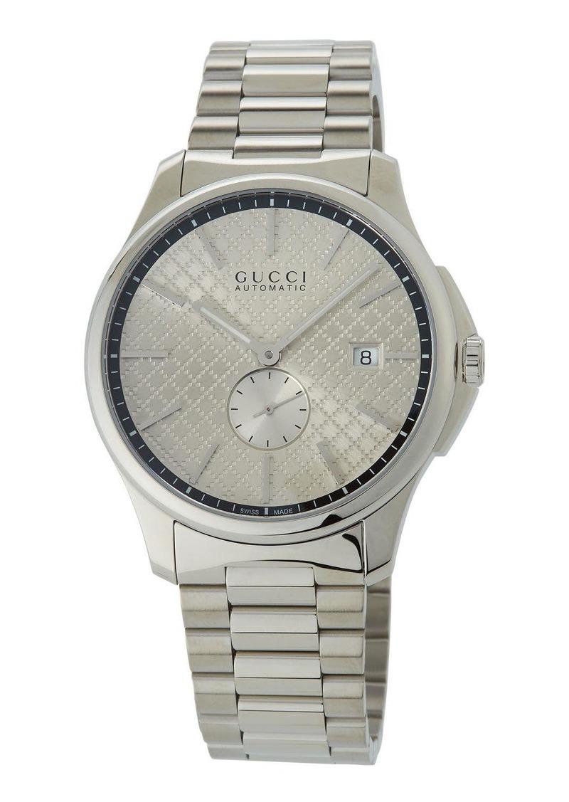 48a02e21d02 Gucci 40mm G-Timeless Bracelet Watch