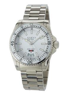 Gucci 40mm Men's Dive Bracelet Watch