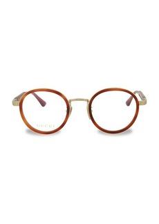 Gucci 48MM Optical Glasses