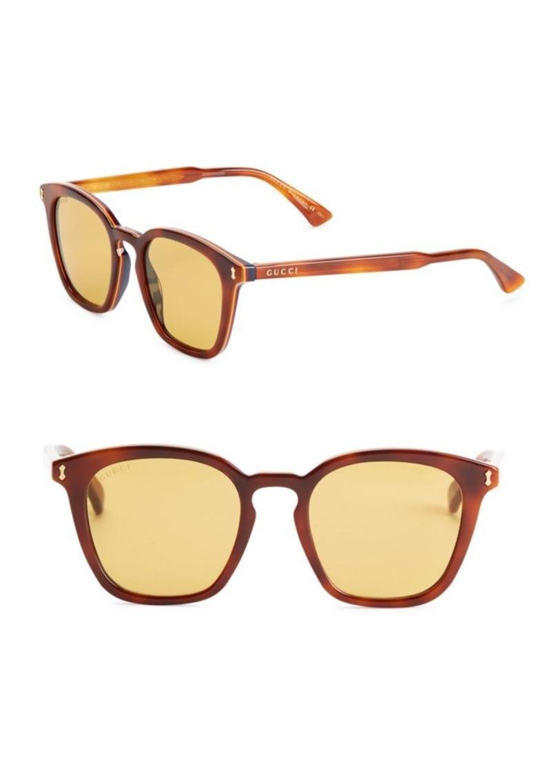 e3dac37093110 Gucci 49MM Square Sunglasses