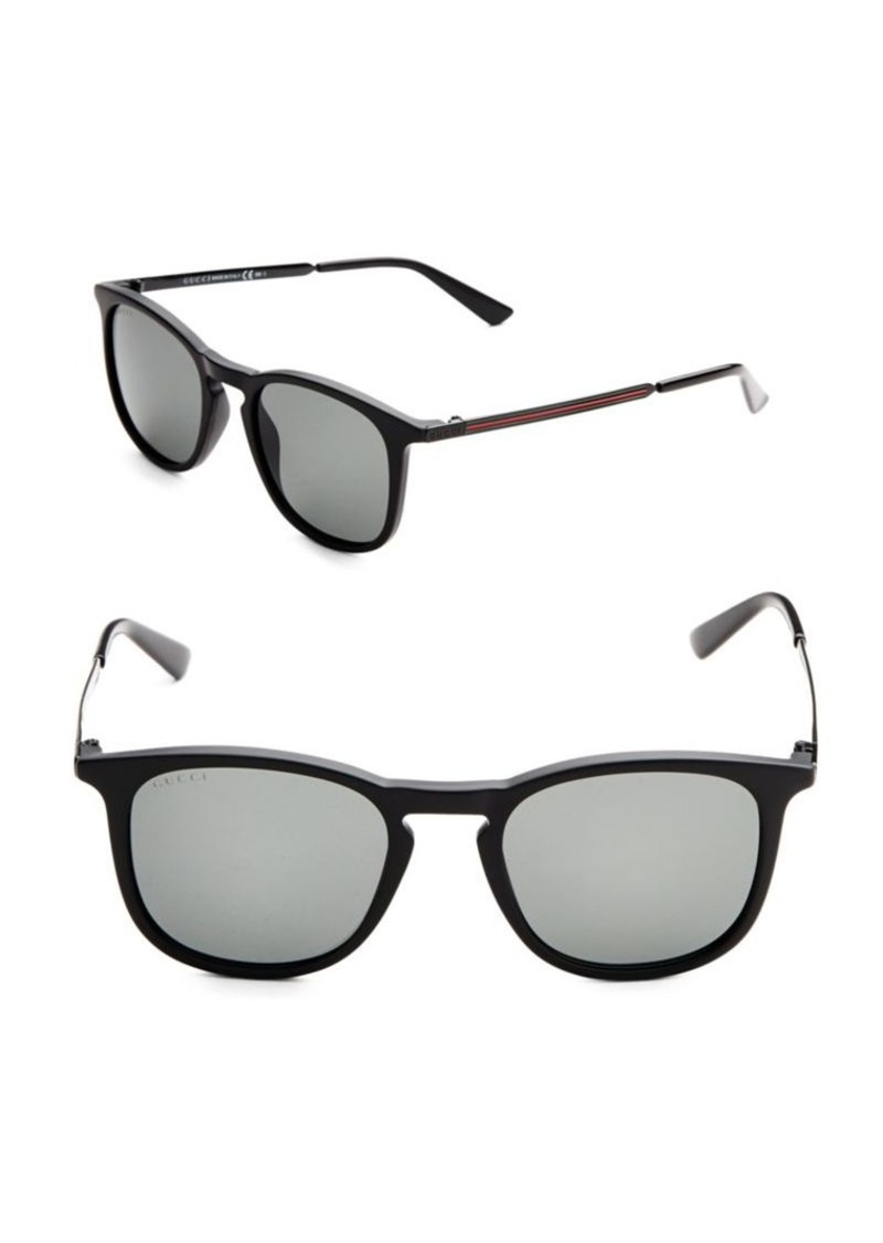 e4f8cd01bc0 Gucci 51MM Square Sunglasses