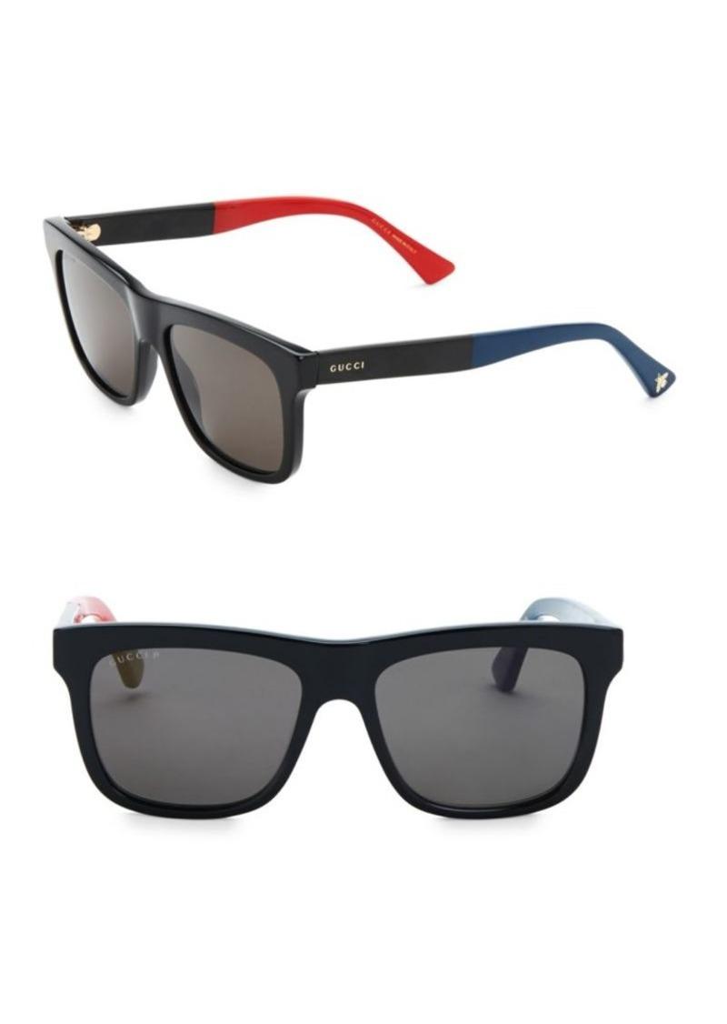 a7f02f80c3c Gucci 54MM Square Sunglasses