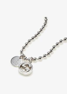 Gucci 55cm Boule Necklace