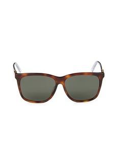 Gucci 60MM Square Core Sunglasses
