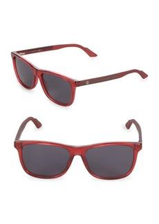 Gucci 63.5MM Square Sunglasses