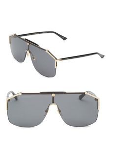 Gucci 99MM Shield Sunglasses