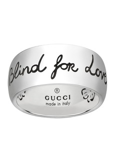 Gucci 9mm Blind for Love Ring