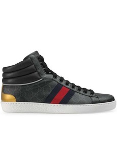 Gucci Ace GG high-top sneaker