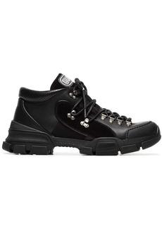 Gucci All Black Flashtrek Sneakers