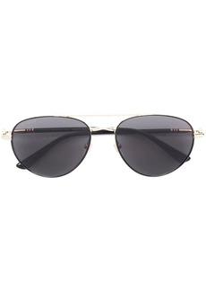 Gucci aviator style sunglasses