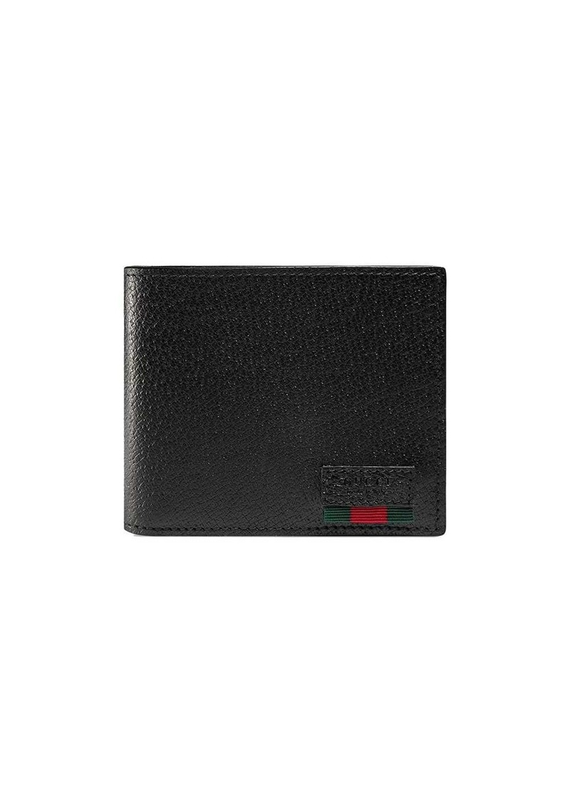 Gucci bi-fold wallet with Web