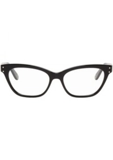 Gucci Black Cat-Eye Glasses