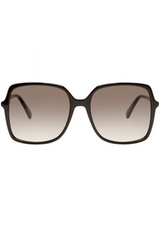 Gucci Black Square Sunglasses