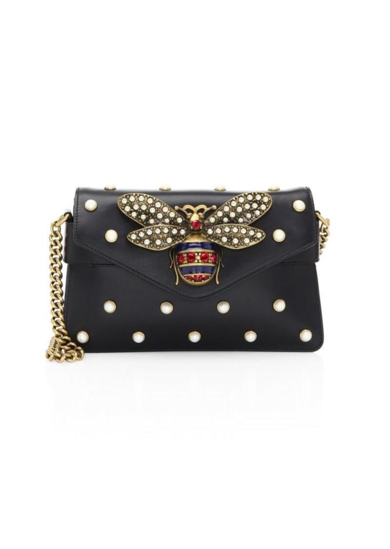 Gucci Broadway Leather Mini Bag  96d35f4d49d29