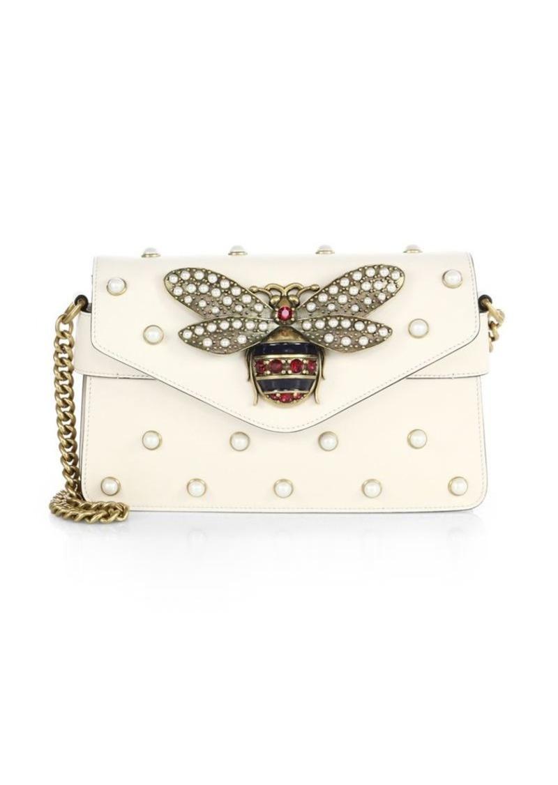 26ca214ac90a Gucci Broadway Leather Mini Bag | Handbags