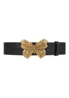 Gucci Butterfly Belt
