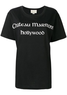Gucci Chateau Marmont print T-shirt