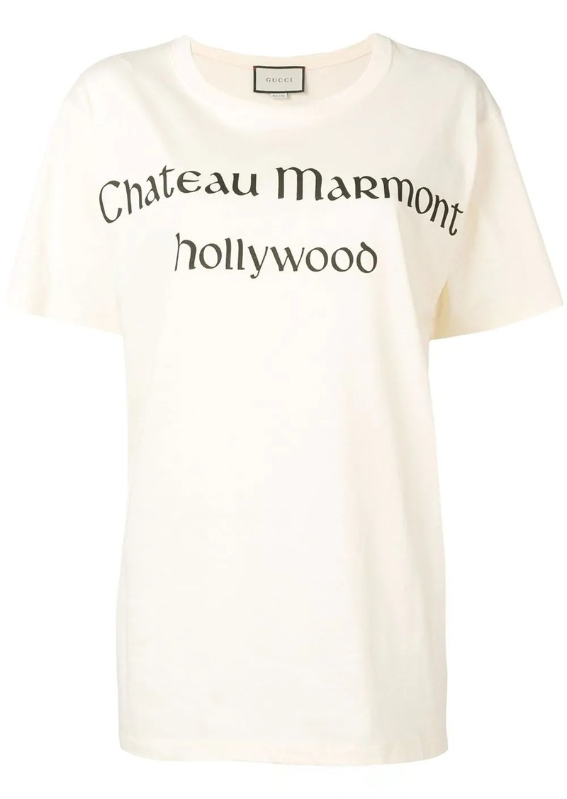Gucci Chateau Marmont T-shirt
