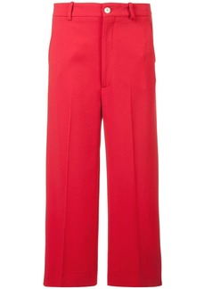 Gucci culotte trousers with Web