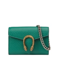 Gucci Dionysus Leather Coin Purse