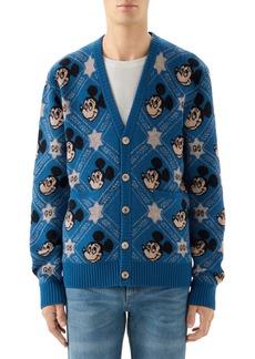 Gucci x Disney Wool Cardigan