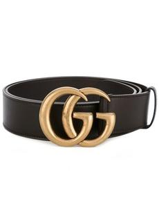 Gucci double G buckle belt