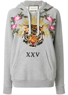 Gucci Embroidered hoodie