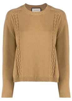 Gucci fine knit jumper
