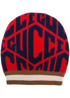 Gucci fitted logo hat