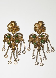 Gucci Floral Earrings