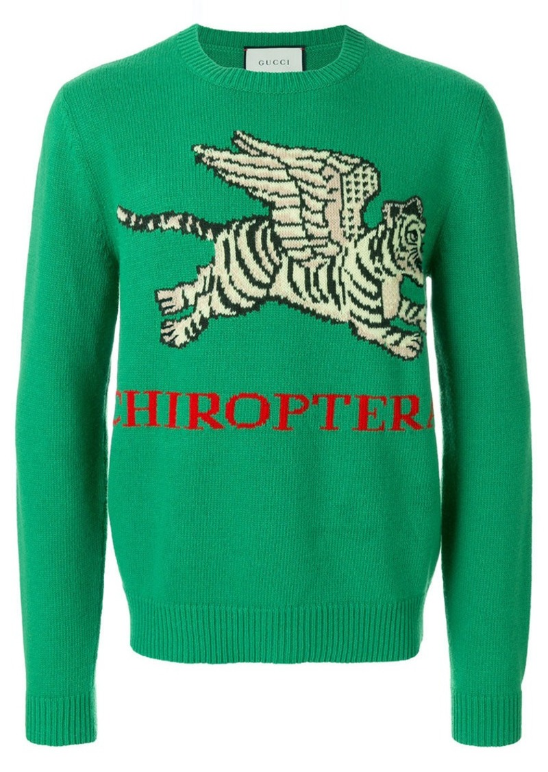 f686aec4f Gucci Flying Tiger Sweater | Sweaters