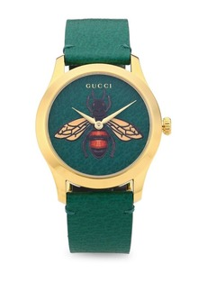 Gucci G-Timeless Bee Watch