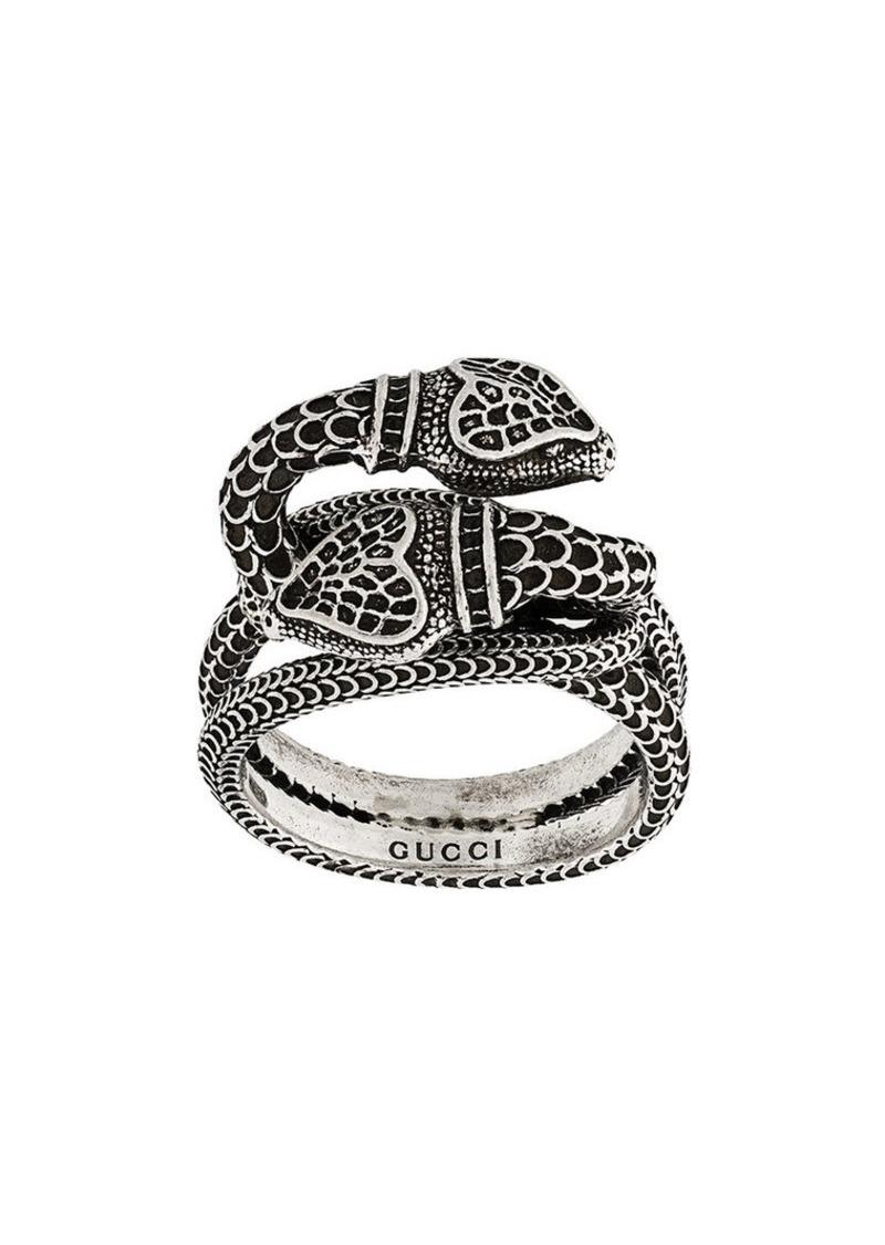 bd308d783b23e Gucci garden snakes ring