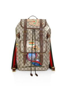 Gucci GG Courier Backpack