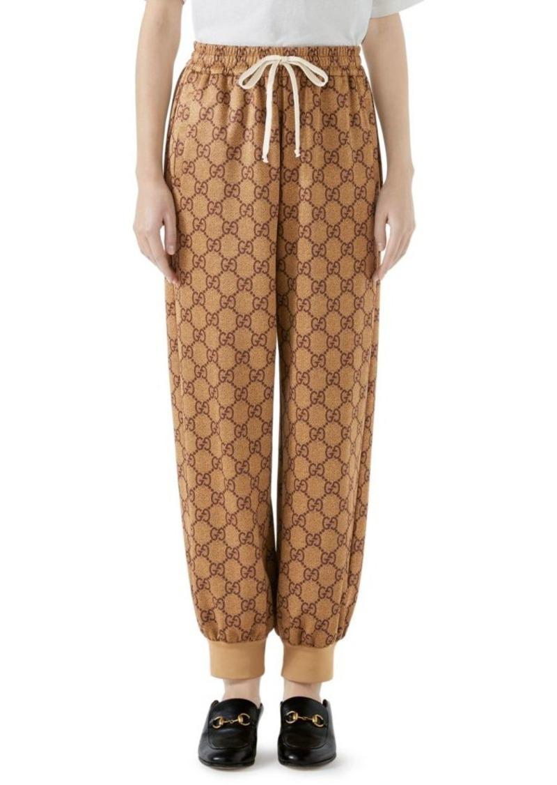 eec555400 Gucci GG Logo Jogging Pants | Casual Pants