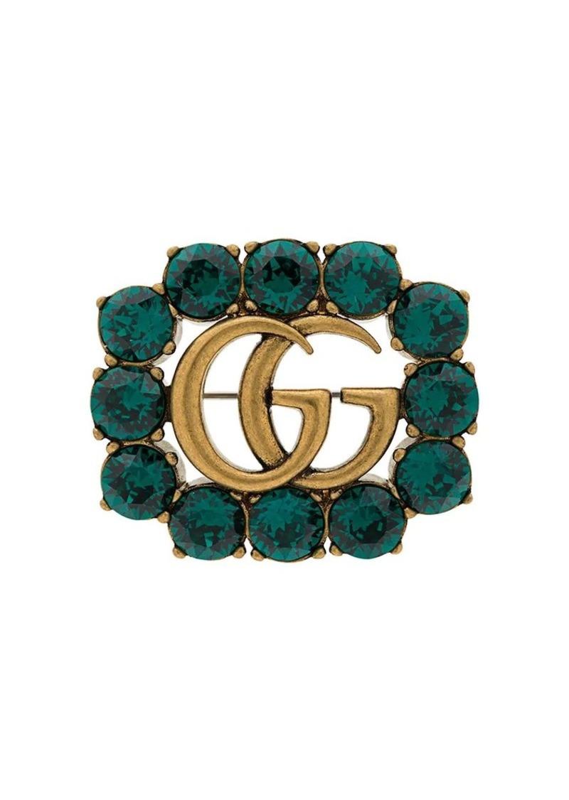 0560f4fc58e Gucci GG Marmont brooch