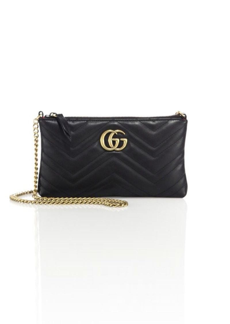 efa3f66b03a4e6 Gucci GG Marmont Mini Chain Bag | Handbags